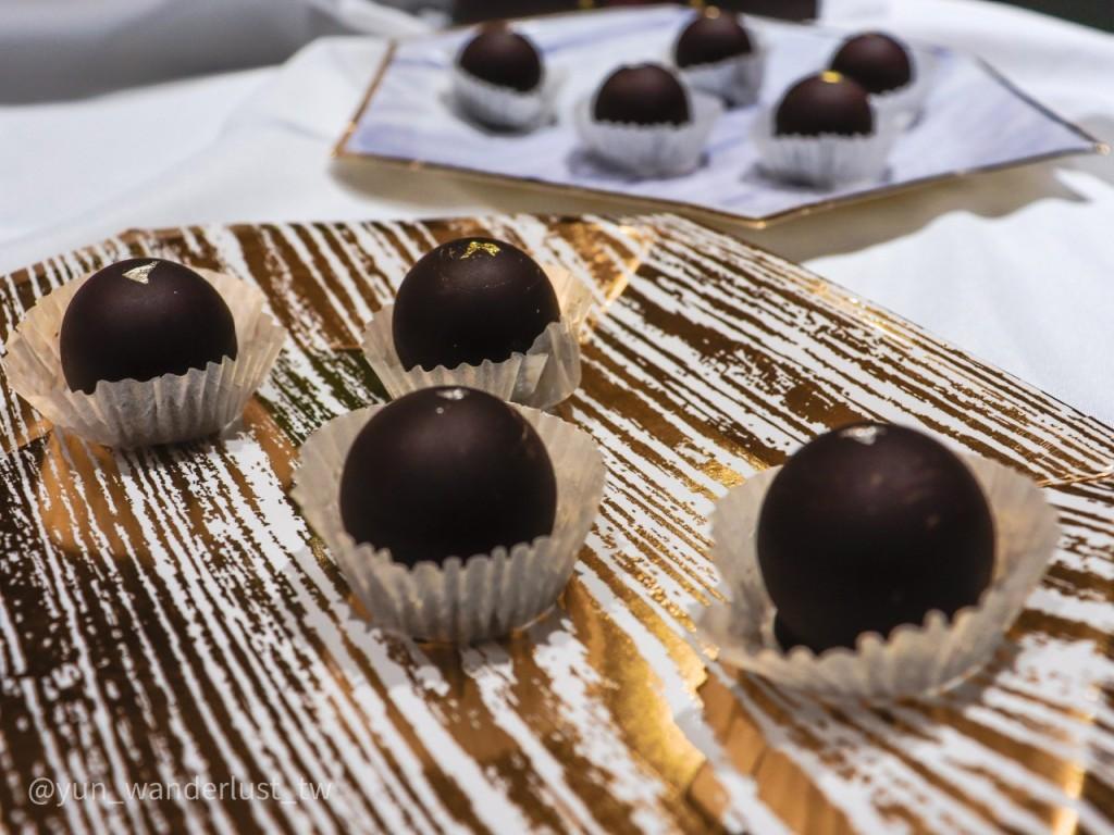 金箔巧克力 6
