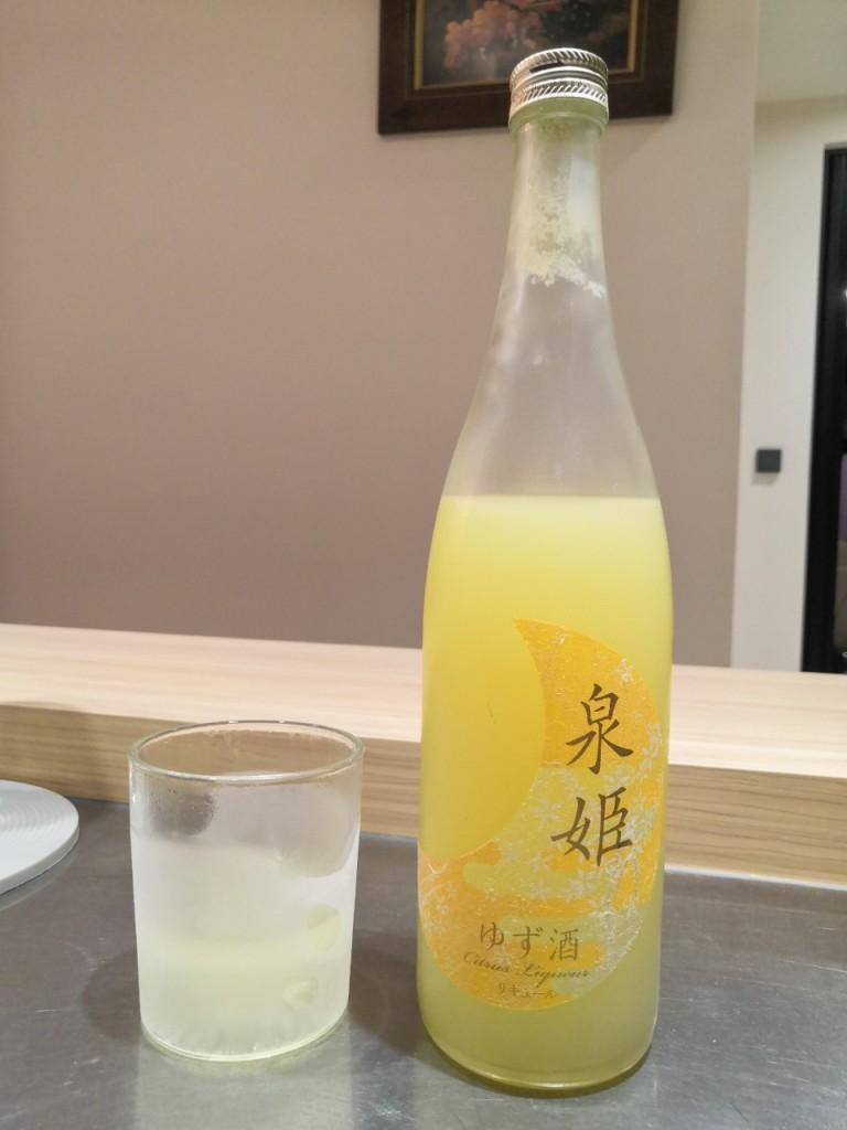 泉姬柚子酒 6