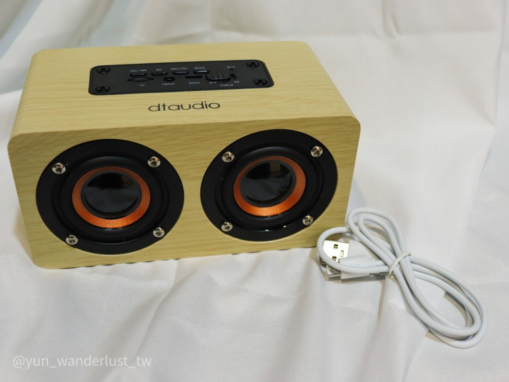 DTAudio藍芽喇叭 5