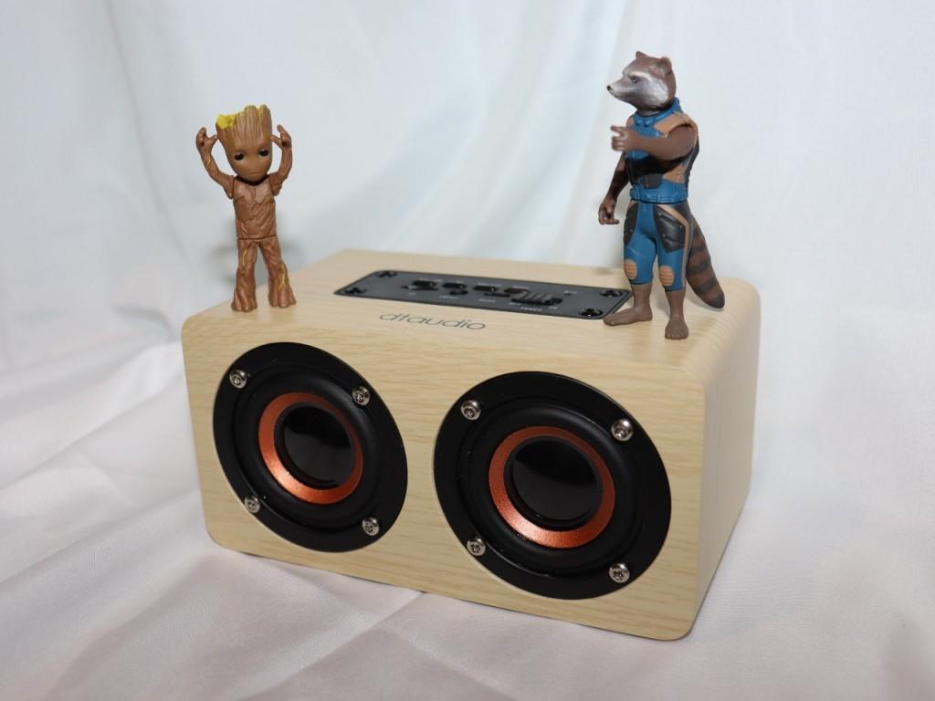 DTAudio藍芽喇叭 7